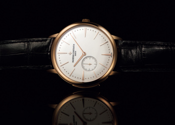 【ミクロの世界で紡がれた、腕時計の深淵なる物語。】後編:ミニッツリピーターとプラチナ