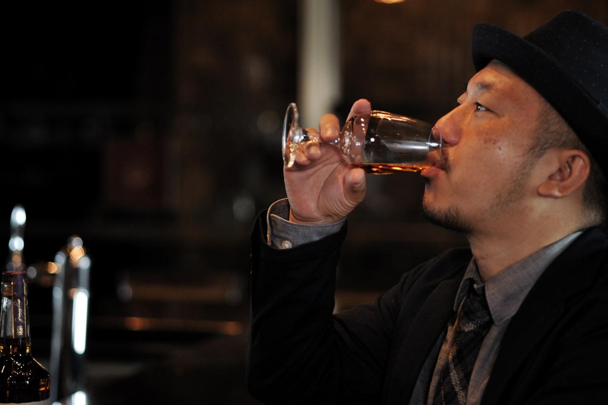 人生そのもののような、バーボンウイスキー