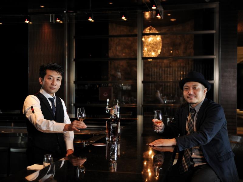映画監督・白石和彌とバーテンダー・小田健吾が語る、ワイルドターキーが唯一無二のバーボンである理由。