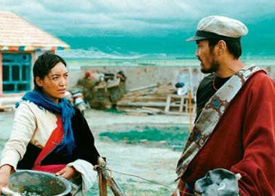 三世代の家族を通してチベットのいまを見つめる、『羊飼いと風船』。