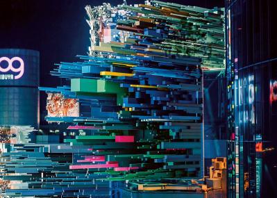設立15年を迎えるライゾマティクス、美術館では初となる大規模展覧会。