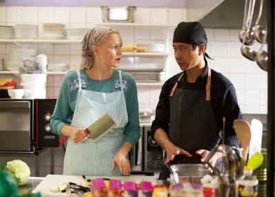 上海と北欧、心温まる出会いを描いた映画『世界で一番 しあわせな食堂』。