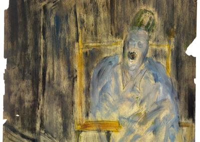 鬼才フランシス・ベーコンが遺した秘蔵の130点が、いよいよ松濤美術館に。