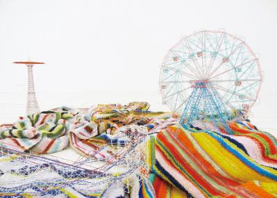 日常と非日常の「間」にある、現在を見つめ直すアート作品が集結