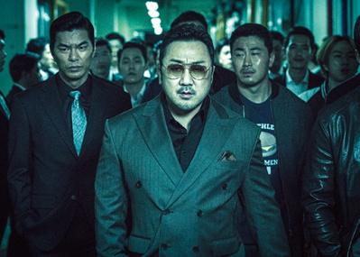 ヤクザと刑事が手を組んで、殺人鬼と闘う韓国ノワール