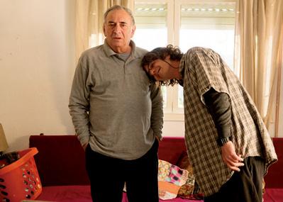30年ぶりにともに暮らす父子の思いが胸を打つ、イスラエル映画『靴ひも』。