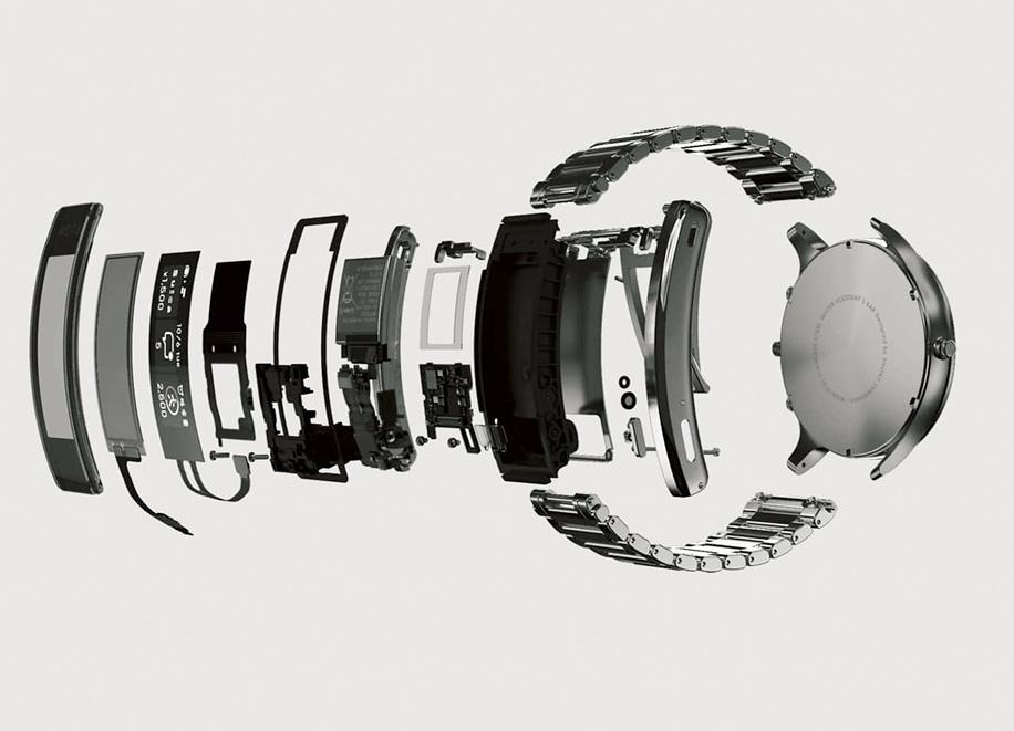 """機械式時計とタッチパネル、 """"ハイ&ロー""""を融合したソニー「wena 3」"""
