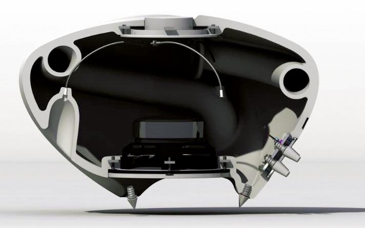 3Dプリンターが生み出した、 スピーカーボックスの理想形「スピルラ」