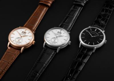 ドイツ時計の名門A.ランゲ&ゾーネの特別な日を記念して、「サクソニア」に3本の新作が登場。