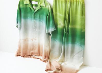 米副大統領の服も手がける実力派。「オーバーコート」の新作は、ファッションシーンを明るく照らすコラボ作。