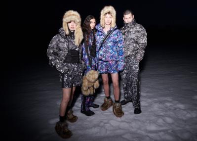 70年代のトレッキング・ハイキングブームから着想、オニツカタイガーの最新コレクションに注目