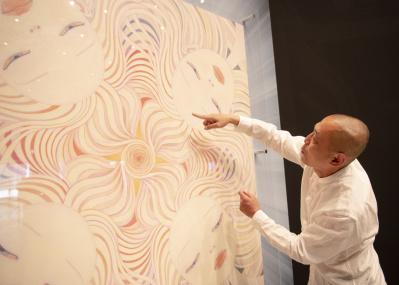 『コロナ時代のアマビエ』プロジェクトに川島秀明の作品が登場