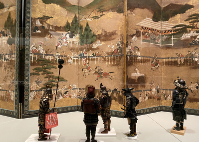 サントリー美術館のリニューアル記念展で愛でる、「ハレ」の場を彩る名品たち。