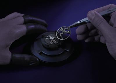"""高級時計のオーデマ ピゲとアメコミのマーベルが魅惑のコラボ! 選ばれた第一弾ヒーローは、""""ブラックパンサー""""でした。"""