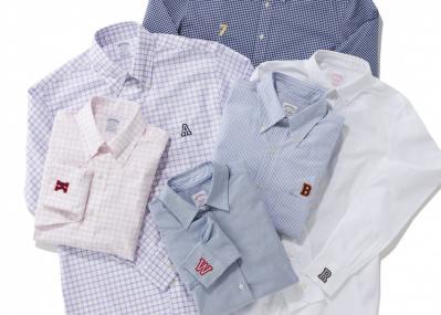3月31日からの期間限定! 「ブルックス ブラザーズ 大阪」でシャツをカスタマイズできるポップアップを開催。