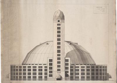 建築はひとつの芸術である。大正時代に若き建築家たちが訴えた『分離派建築会』の活動を振り返る。