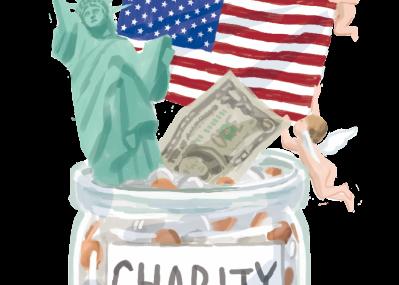 なぜアメリカでは、チャリティ活動が日常的に盛んなのか?