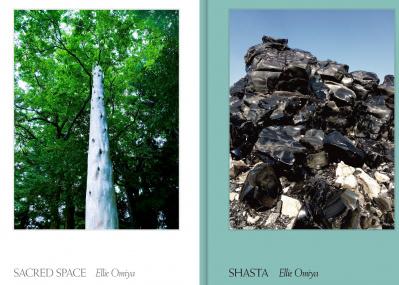 神秘的な写真に癒される、大宮エリー初の写真作品集が2冊同時発売