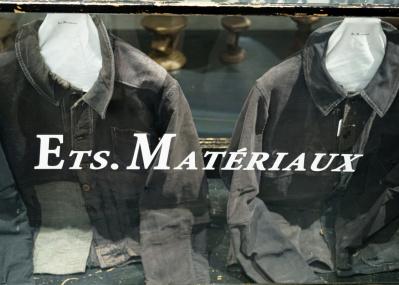 フレンチワークを日本に運んだ店、「ETS.マテリオ」が復活! 新生スタートの軌跡を追った。