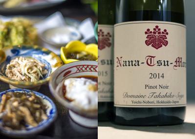 北海道が誇るナチュラルワインのつくり手は、沖縄の食文化からなにを見つけるのか?