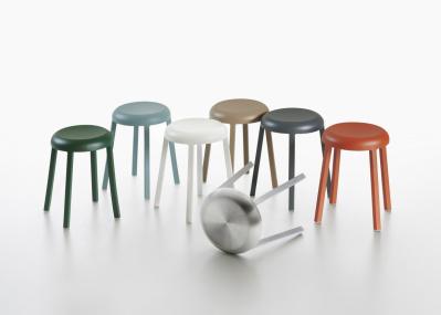 深澤直人が、アメリカの老舗「エメコ」の椅子をデザイン