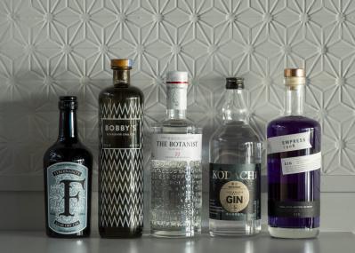 年末年始は、いつもと違った家飲みを。注目のジントニック専門店店主が選ぶジン5選。