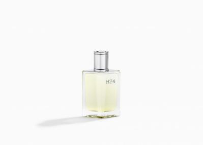 現代的な感性の穏やかな香りが漂う、エルメスの新作香水「H24」