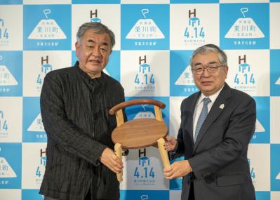 隈研吾が惚れ込んだ「北海道東川町」は、クリエイターの新拠点としても期待大