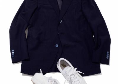 4人のプロに教わる、紳士的ジャケットとスニーカーの相性学。