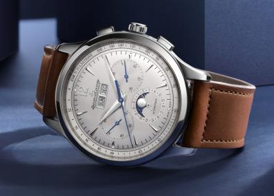 複雑時計の名門、ジャガー・ルクルトが丸形コレクションをリニューアル。王道のデザインをアップグレード