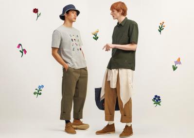 ユニクロのコラボモノの中でもファッション通が選ぶのは、JW ANDERSONのコレクション