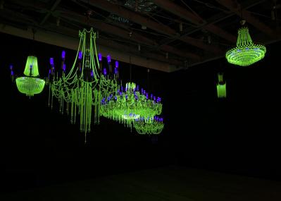 異色のアートユニット「米谷健+ジュリア」の日本初個展で問われる、人間と自然の共生。