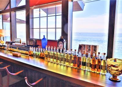 熟成期間10 年以上の古酒が集結する、「青海波 古酒の舎(せいかいは こしゅのや)」が兵庫県淡路島にオープン