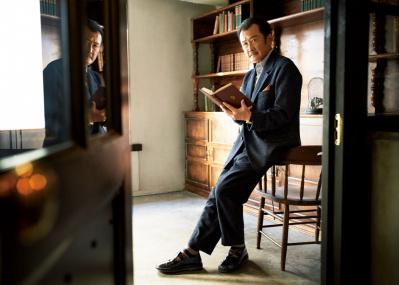 吉田鋼太郎が考える、シェイクスピアの魅力。