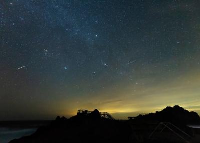 全国トップクラスの星空を見に、東京・神津島への週末旅。