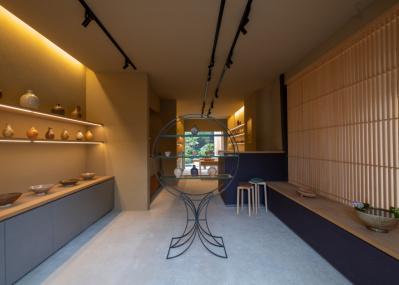 村上隆×陶芸家・村田森のタッグによる、和食のための陶芸専門店が京都に誕生。