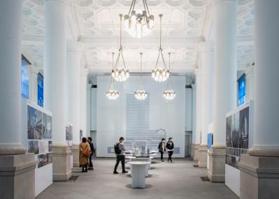 村野藤吾と槇文彦、横浜を巡る展覧会『M meets M』でふたりの建築家の軌跡を知る。