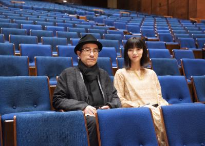 スペシャル版が間もなく公開! 池田エライザと 田口トモロヲが、ドラマ「名建築で昼食を」を振り返る。