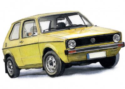 コンパクトカーの世界標準となった、ドイツ発のFFハッチバック【名車のセオリー Vol.4 フォルクスワーゲン ゴルフ】