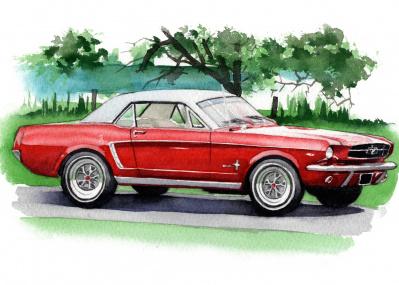 アメリカンカルチャーの象徴となった、唯一無二のスペシャリティカー【名車のセオリー Vol.6 フォード マスタング】