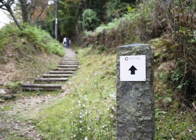 山道をひたすら歩く芸術祭『MIND TRAIL 奥大和 心のなかの美術館』で、雄大な自然とアートの刺激に浸る。