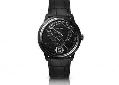 """シャネルが""""男性のために""""デザインした腕時計が55本限定で本日発売"""