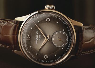 モンブランの新作腕時計はムーブメントもヴィンテージスタイル。1940年代製作の「キャリバー48」をリファイン!