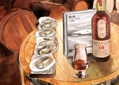 """妄想旅で楽しむ""""おうち時間""""、あの酒と本を抱えて向かう先はココ!"""