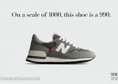 ニューバランスを象徴する名作「990」。40周年を記念し過去のデザインが特別仕様で復活!