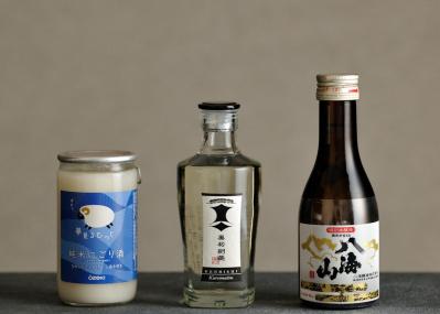 """目利きが選んだ、""""飲み切りサイズ""""の身近な店で買える旨い日本酒5選。"""