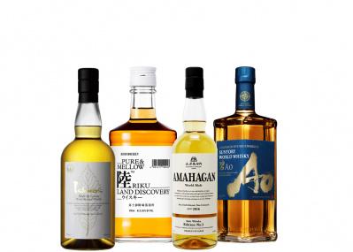 """ウイスキー界で話題の""""ワールドブレンデッド""""、いま飲むべき4本はコレだ。"""