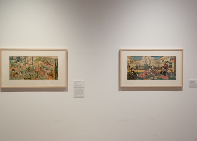 空腹必至! 『おいしい浮世絵展』で江戸の食文化を堪能する。