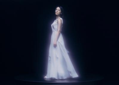 公開から1日で100万回再生! 宇多田ヒカルの新曲『PINK BLOOD』の世界を大画面で体験