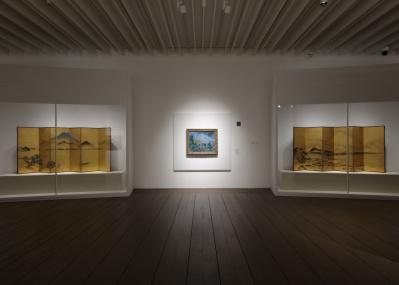 モネやルノワール×光琳や宗達の大胆コラボが実現、アーティゾン美術館の『琳派と印象派』展。